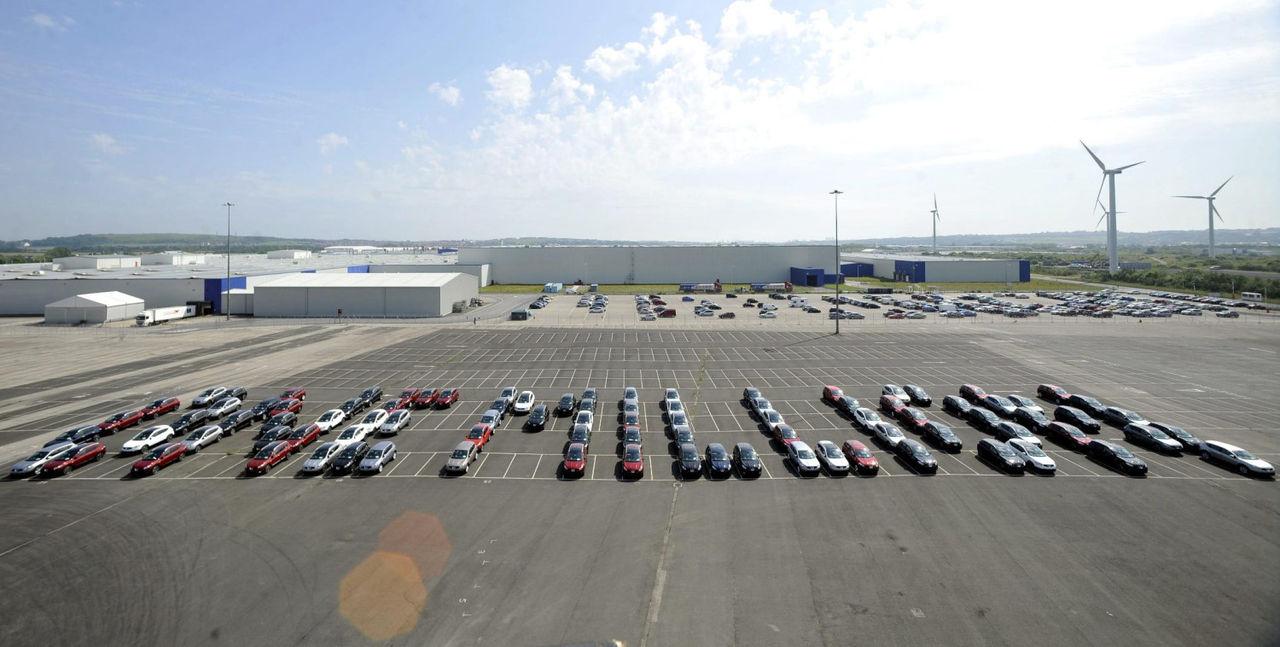 Nissan har byggt 1 miljon Qashqai