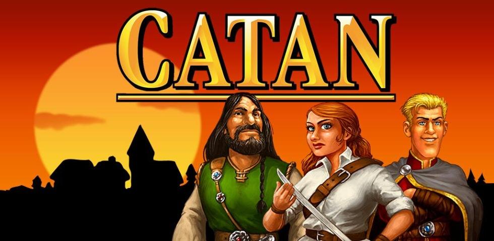 Settlers of Catan nu på Market