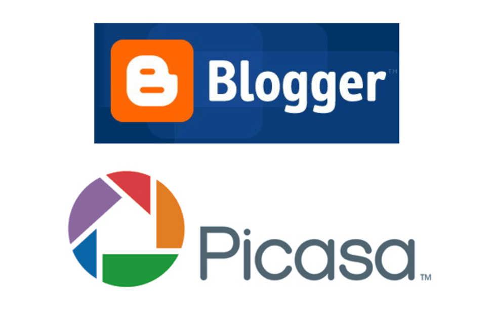 Hejdå Blogger och Picasa!