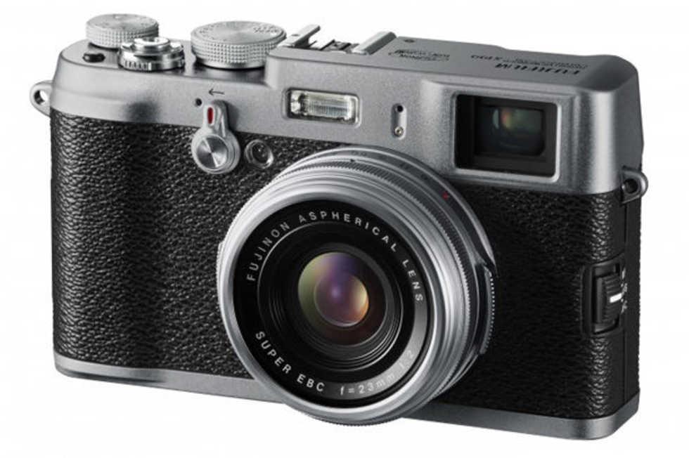 Fuji satsar på att bli större än Nikon
