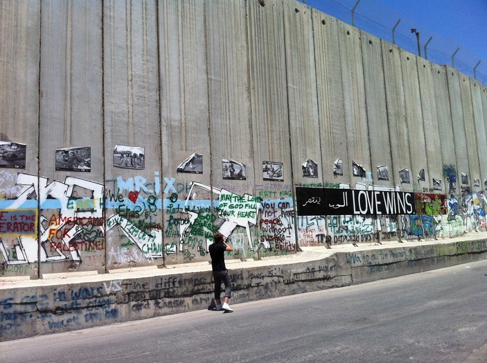 Israel tog hjälp av Facebook för att stoppa aktivister att ta sig in i landet