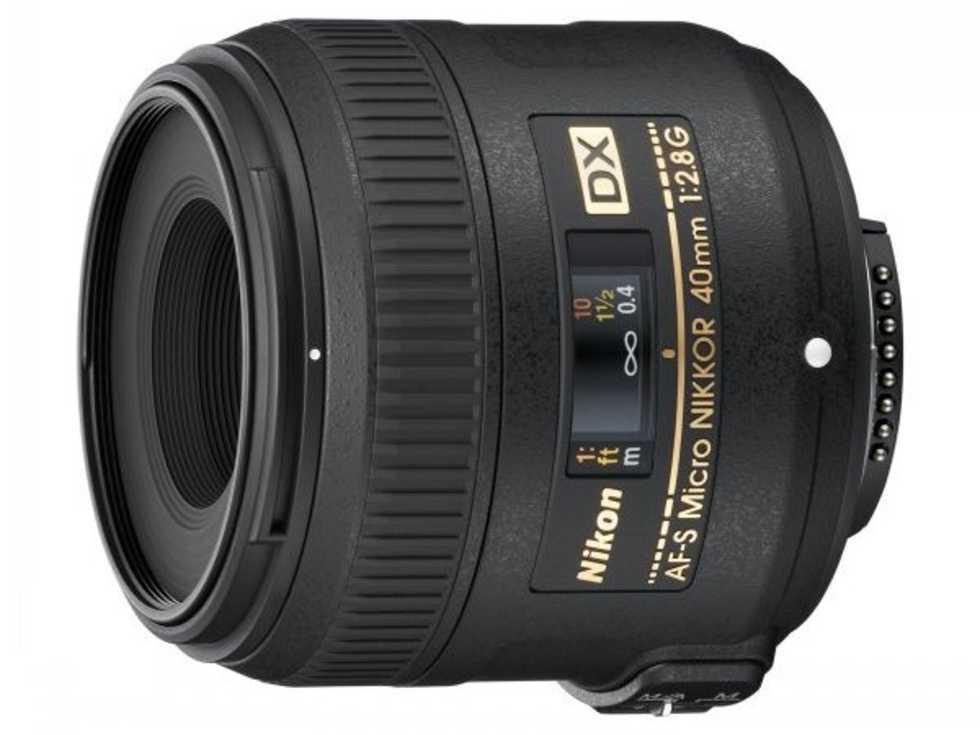 Nikon släpper nytt macro-objektiv