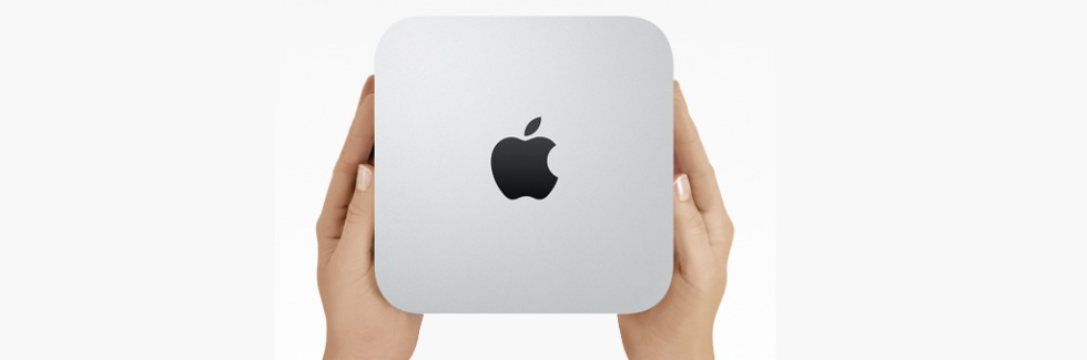 Nya Mac Mini får Thunderbolt - men slopar CD-inkastet