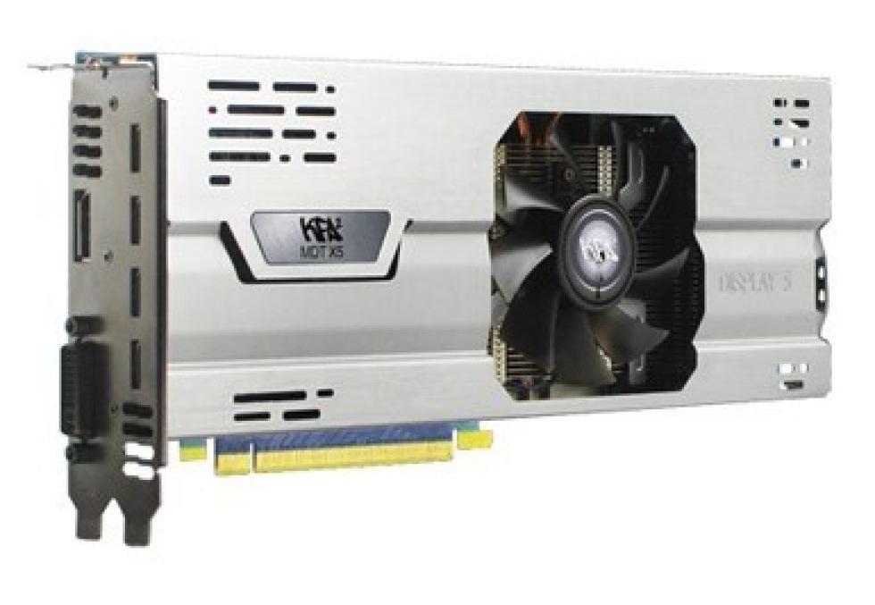 KFA2 släpper MDT GeForce-serie