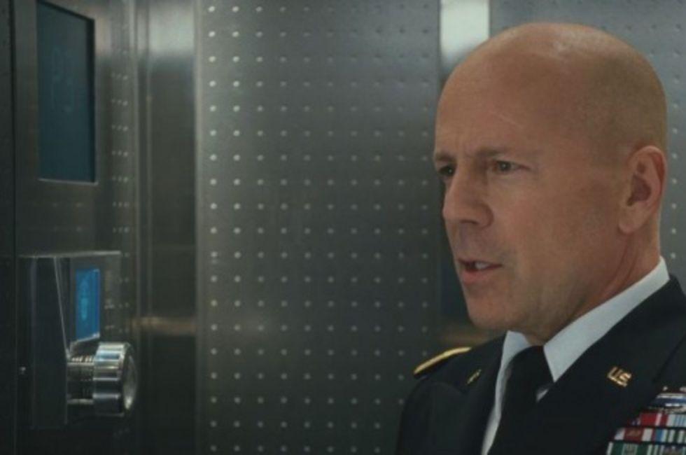 Willis blir original-G.I. Joe i del 2