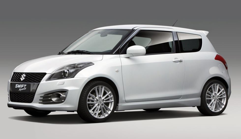 Det här är nya Suzuki Swift Sport