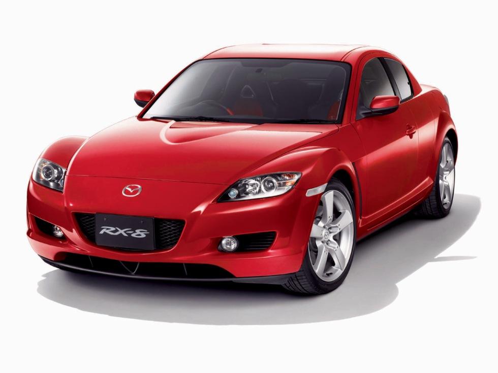 Slut på wankel från Mazda