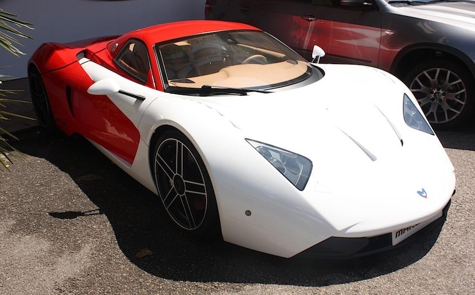 Sköna bilder på sköna bilar