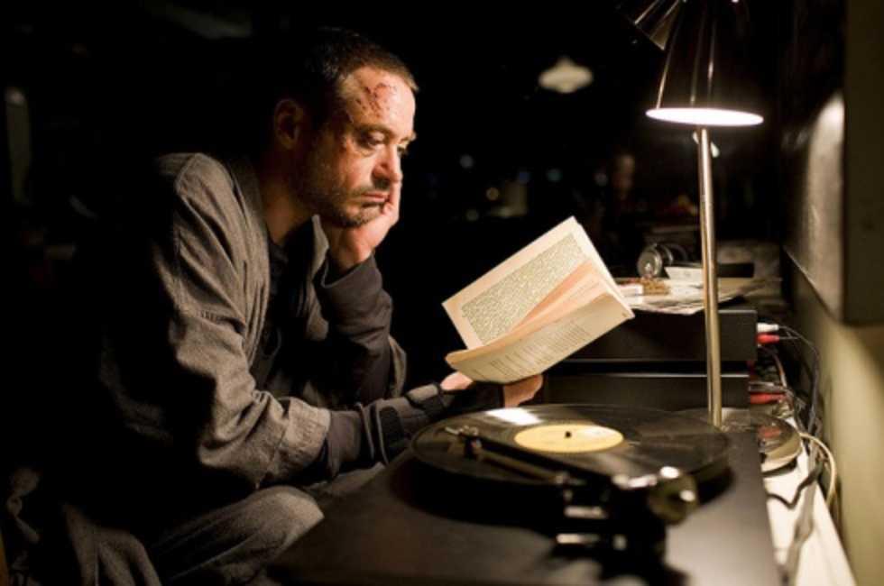 Downeys gör film om sjunkande USS Indianapolis