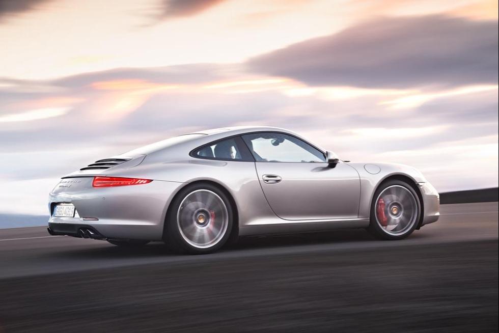 Porsche 911 - 48 år senare