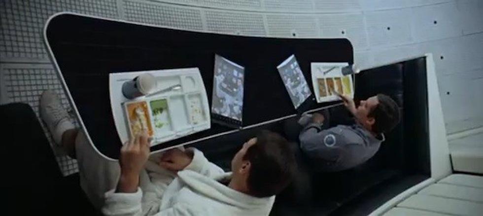 Samsung hävdar att 2001: A Space Odyssey var före Apple