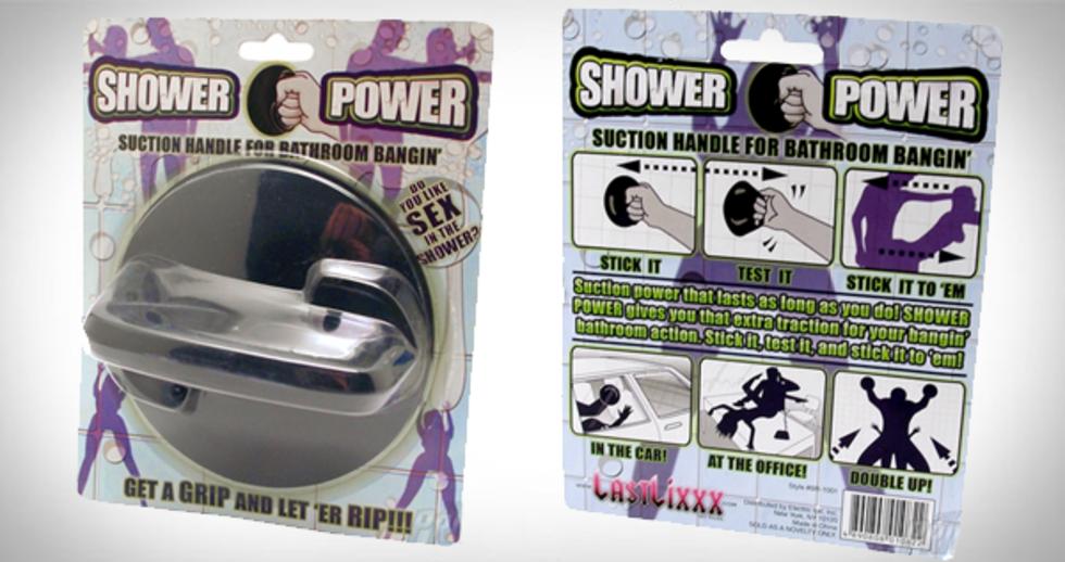 För de som önskar hetare duschar