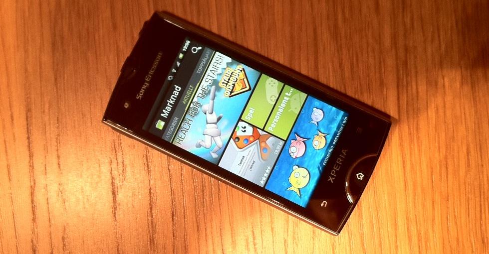 Nya Android Market nu lanserad i Sverige