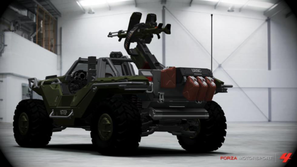 Halos Warthog gästar Forza 4