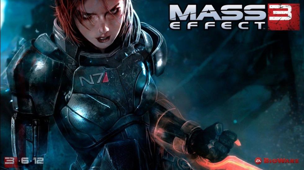 Mass Effect 3 säger adjö till Shepard