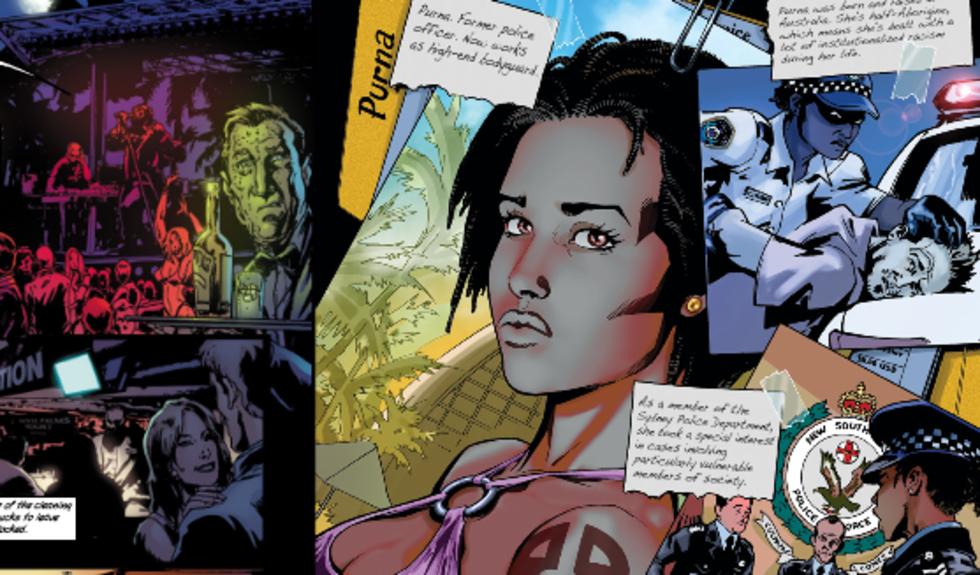 Läs Dead Island-serien digitalt