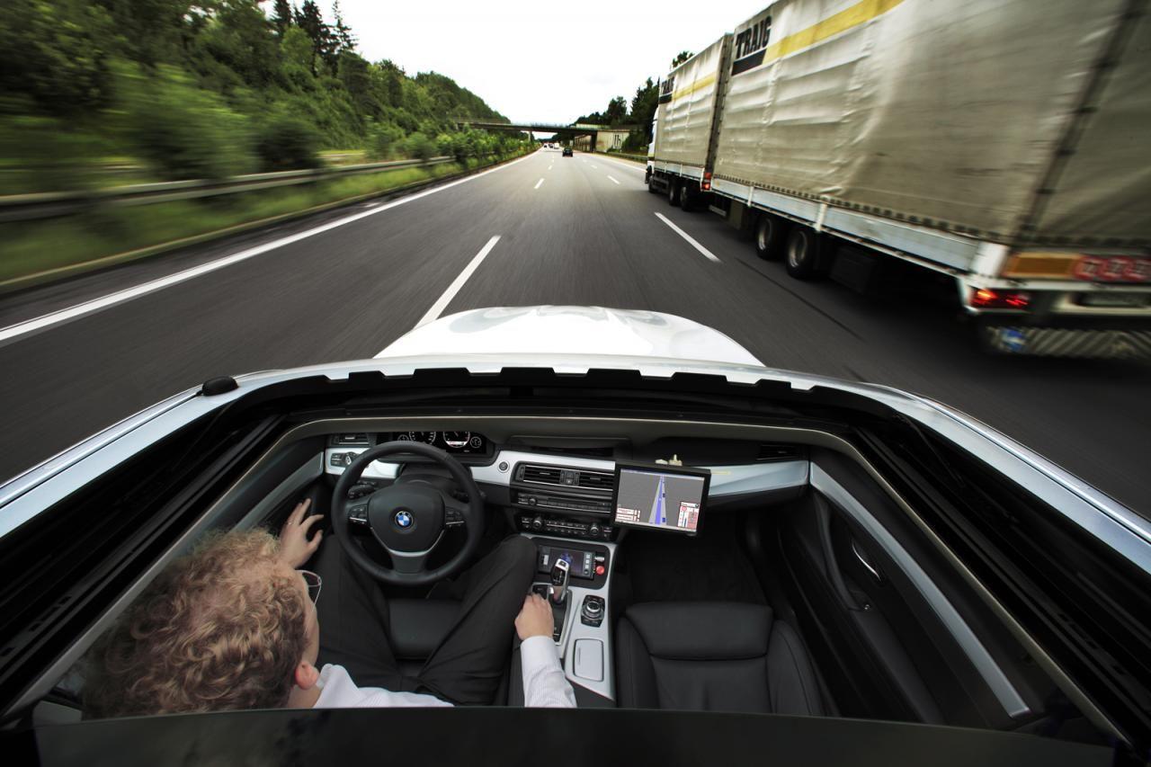 ConnectedDriveConnect - autopilot från BMW