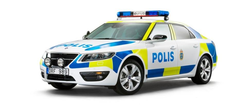 Polisen får inte sina Saabar - nu blir det Volvo istället