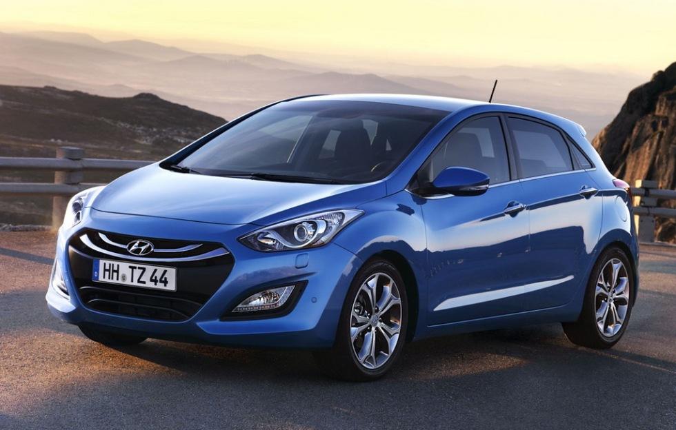 Hyundai i30 får sig ett lyft