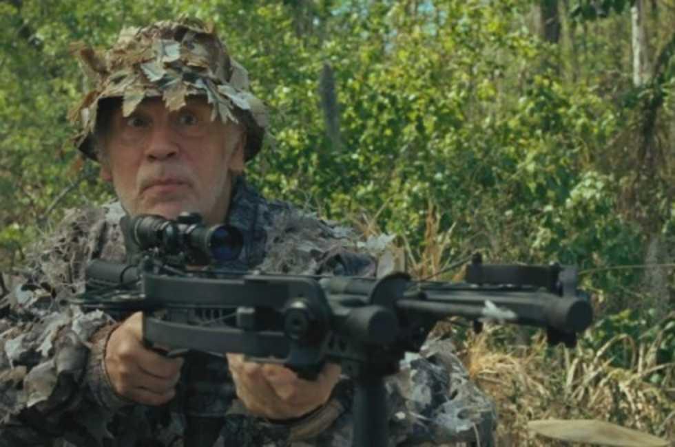 John malkovich i zombiefilm