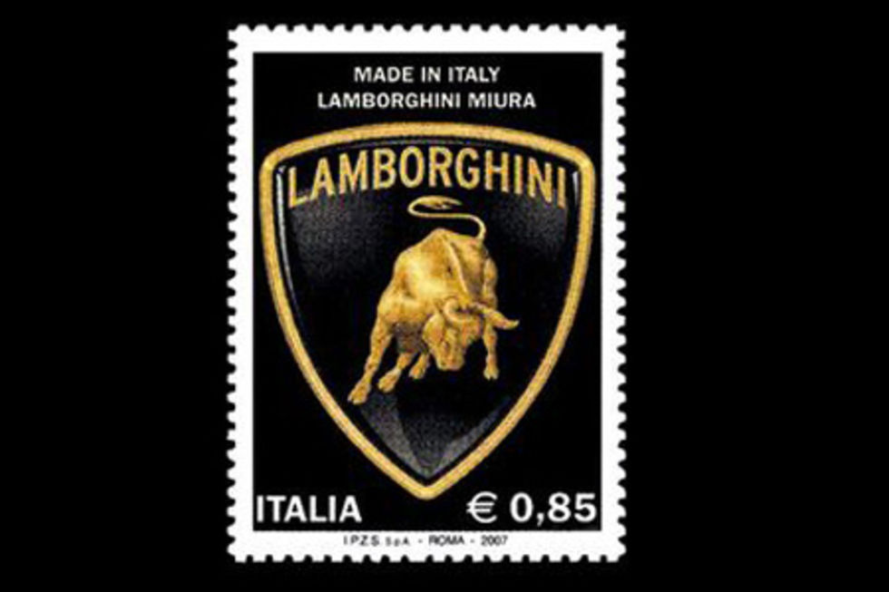 Slicka Lamborghini