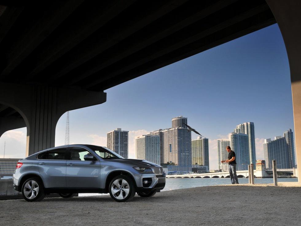 Ingen mer X6 ActiveHybrid för BMW