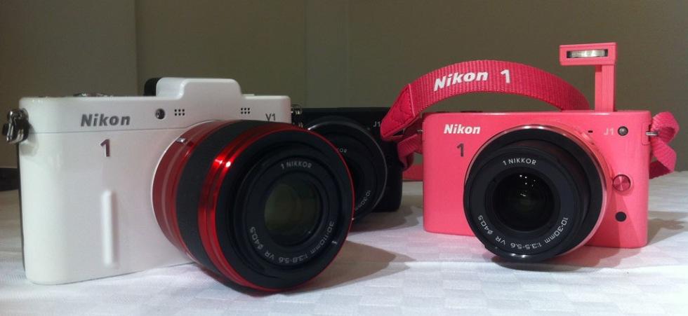 Nikon släpper nytt kamera-system