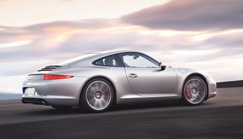 Nya Porsche 911 kan komma som hybrid