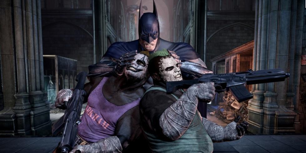 Trophies för Batman: Arkham City