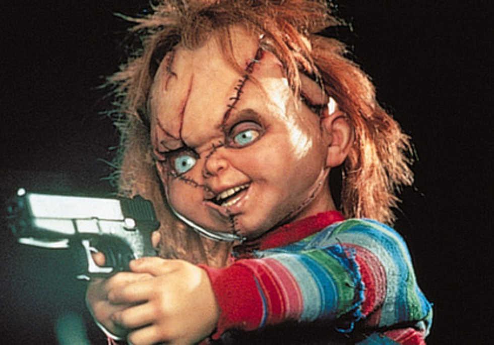 Chucky-spel på gång