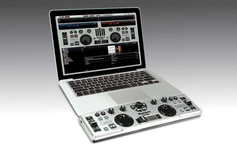 Numark släpper DJ-kontroller för datorn