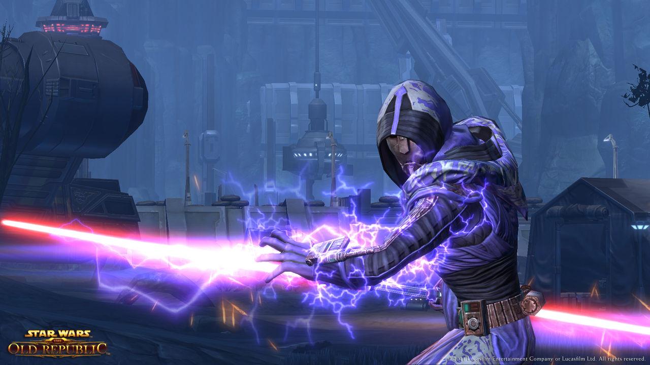 Bioware bjöd in till provspelning av Star Wars: The Old Republic