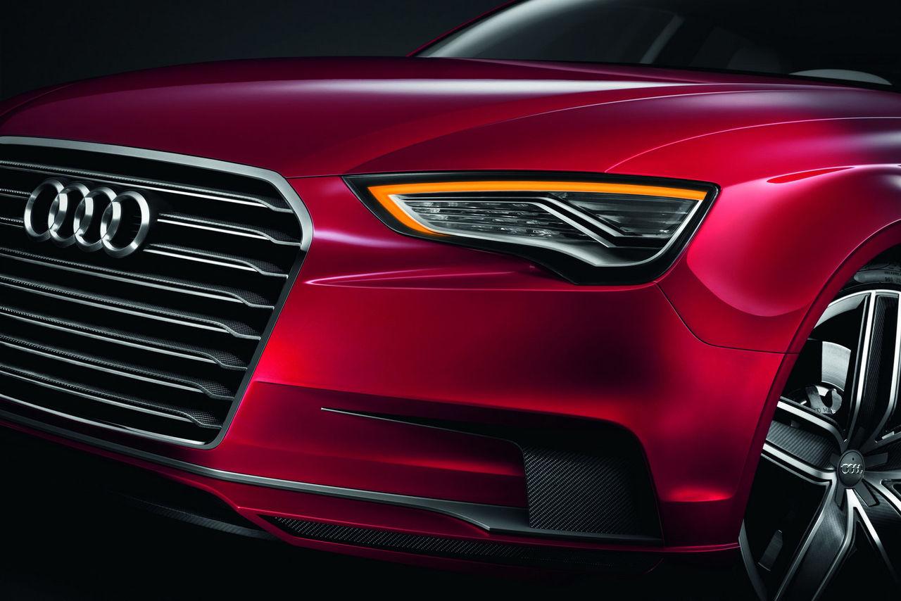 Nästa Audi A3 kommer i fyra karossvarianter