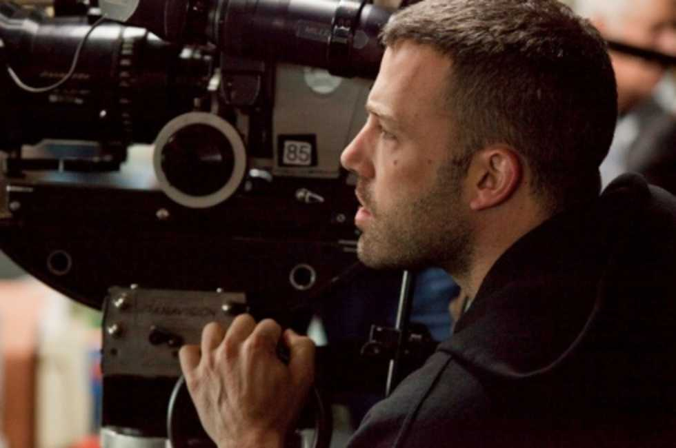 Ben Affleck regisserar