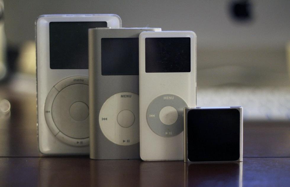 En liten historia om iPoden