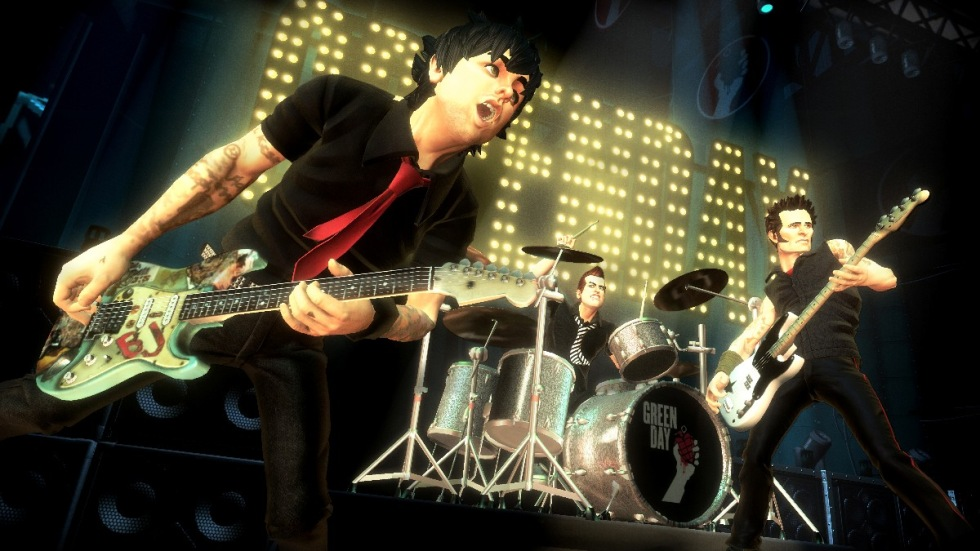 Rock Band på väg tillbaka?