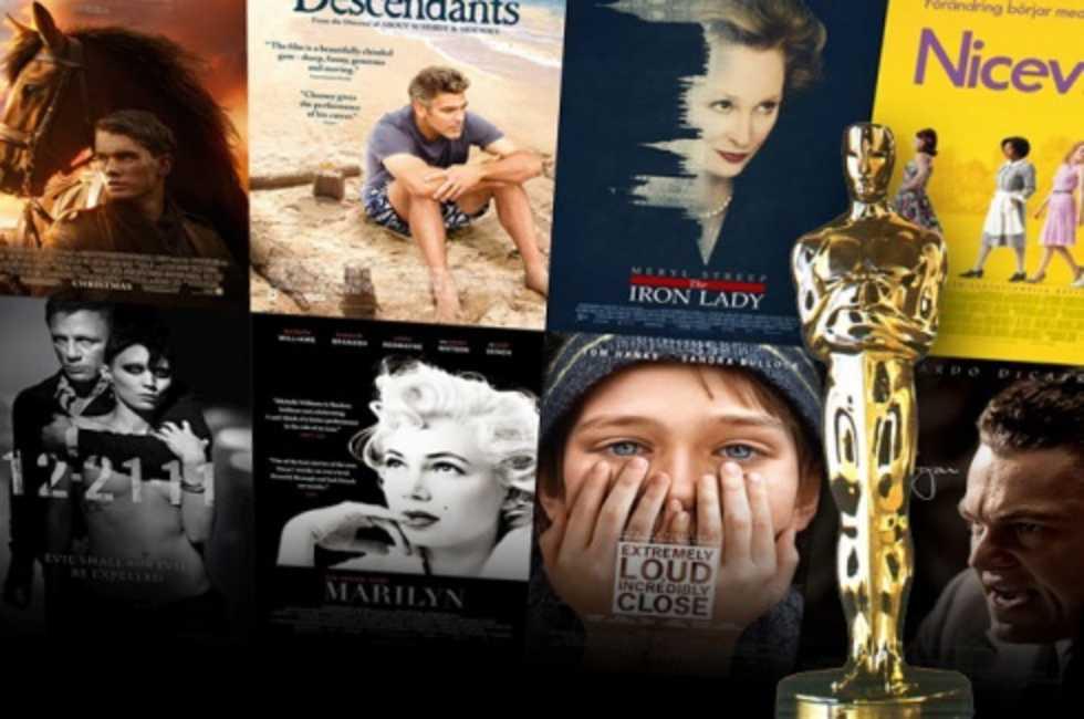 Oscarsexperternas första gissningar