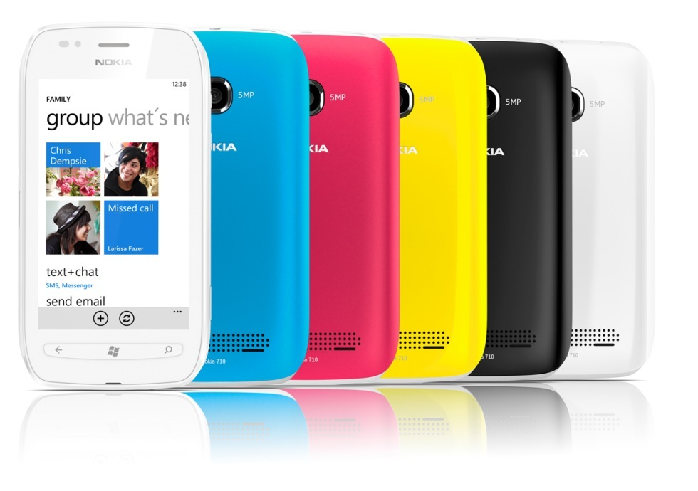 Nokia Lumia inte helt bra namn i Spanien