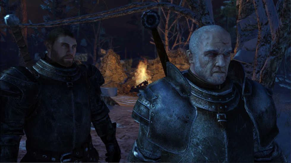 Första bilderna från Game of Thrones