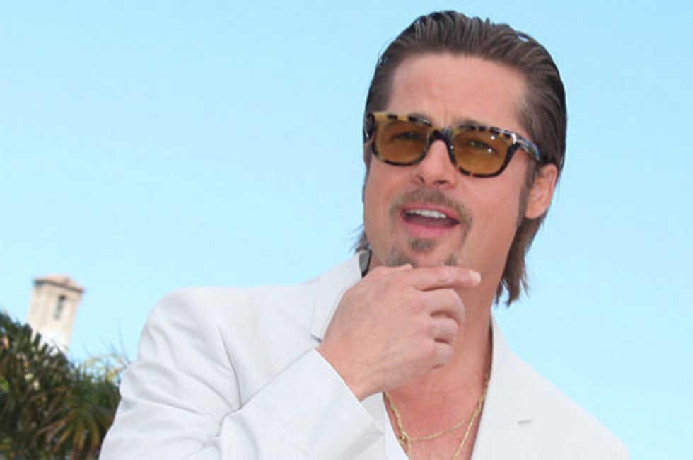 Brad Pitt slutar som skådespelare