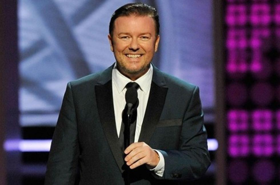 Gervais återvänder till Golden Globe