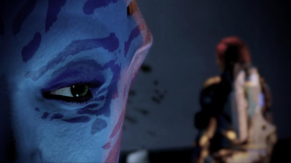 Multiplayer var påtänkt redan i första Mass Effect