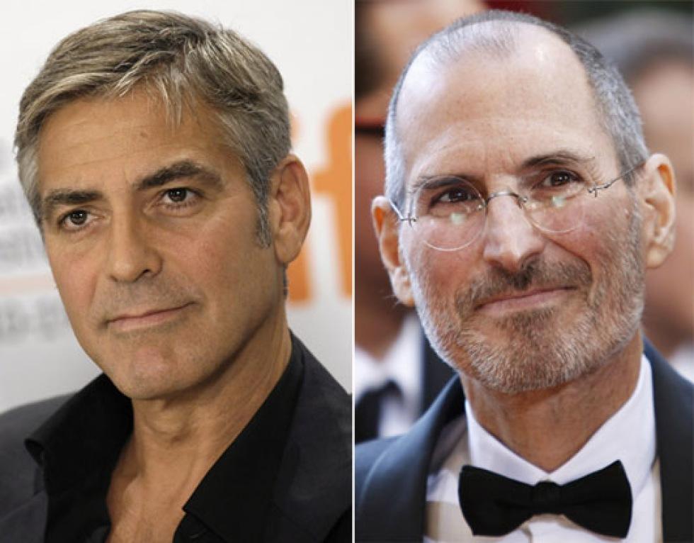 Clooney kan spela Steve Jobs