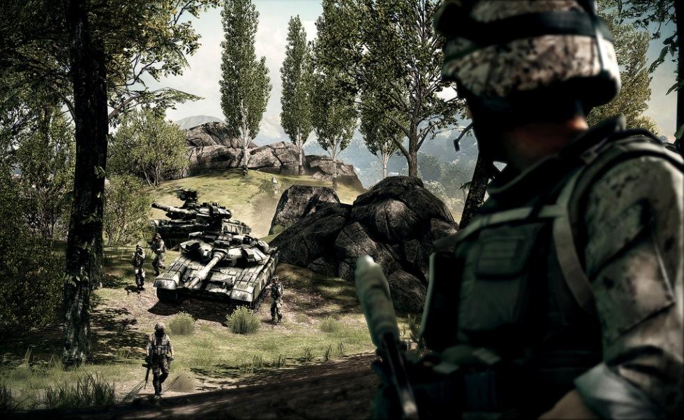 Battlefield 3 patchas nästa vecka