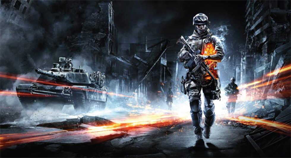 Battlefield 3 uppdateras i dag