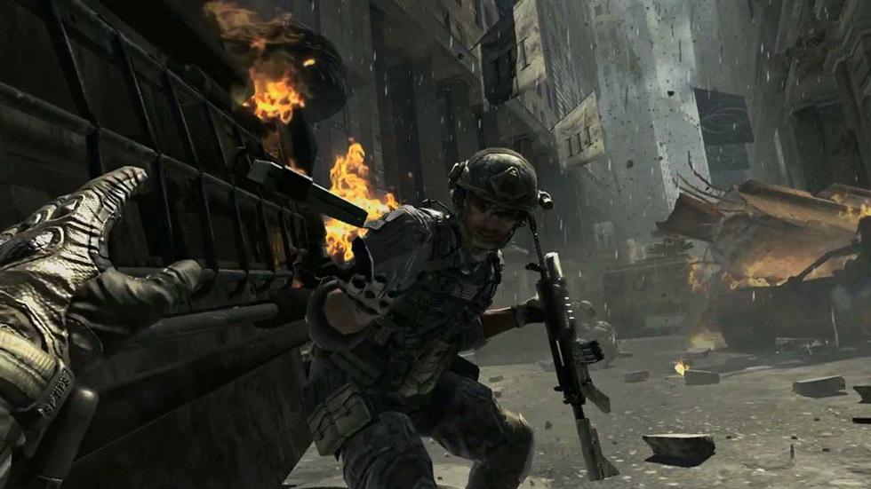 Modern Warfare 3 är en snackis på Facebook