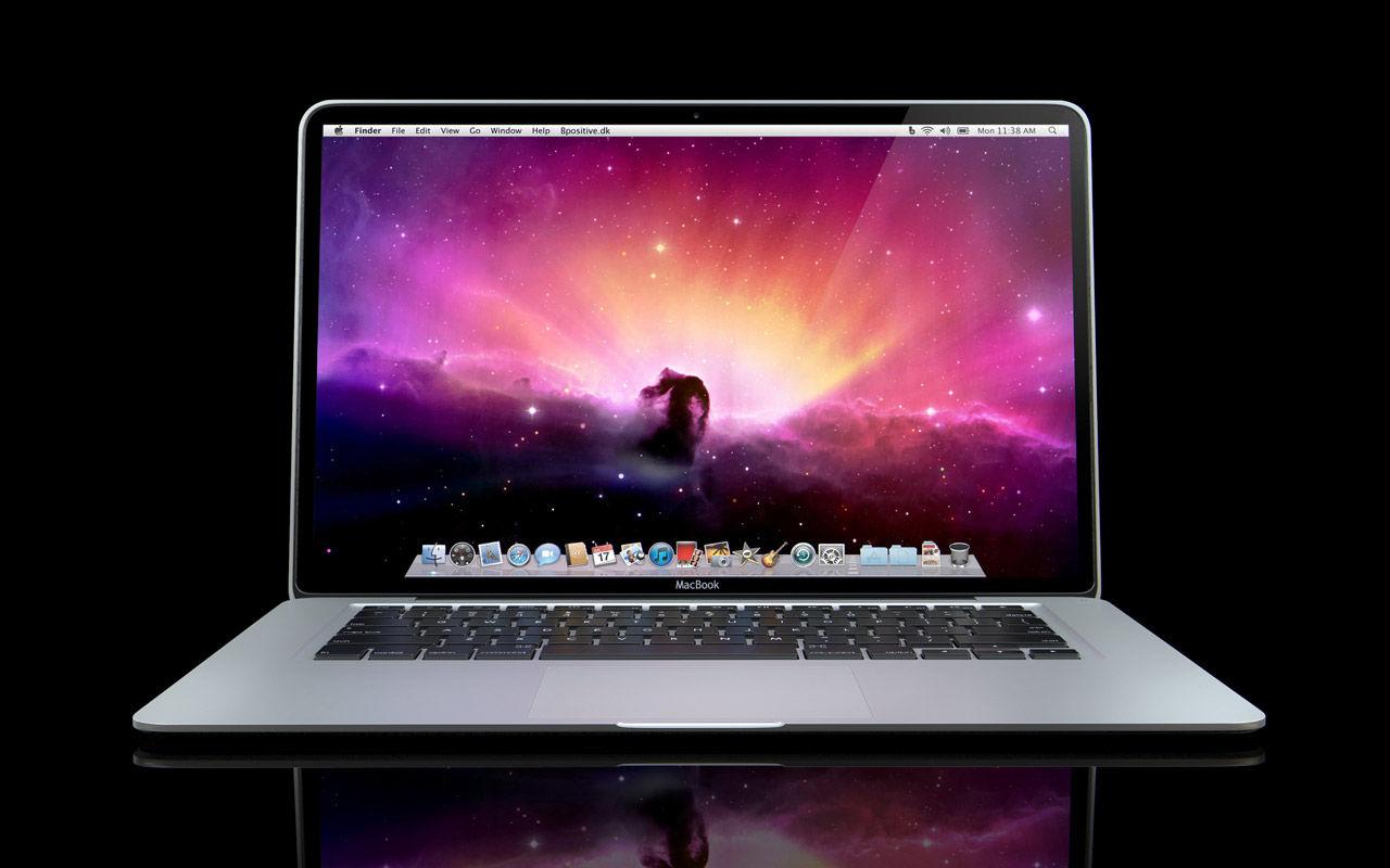 Så här borde nästa MacBook Pro se ut