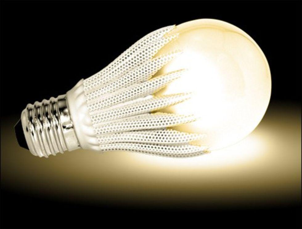 Försäljningsförbud för vissa LED-lampor