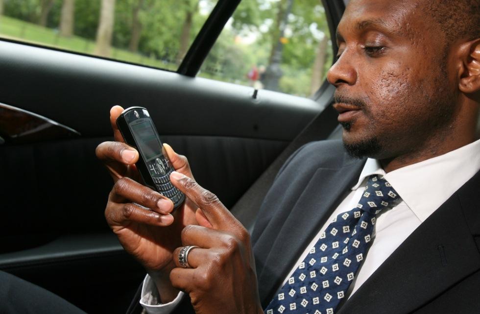 Sverige trea på smartphonetoppen