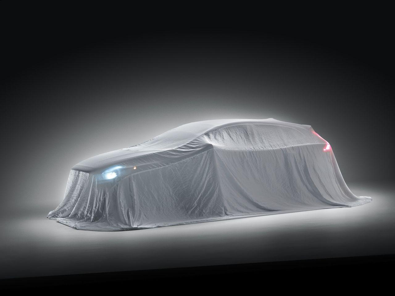 Volvos nya modell kommer också att heta V40